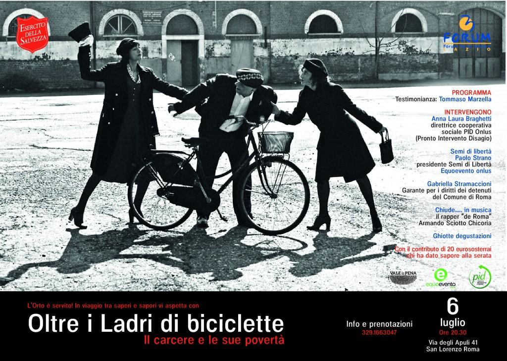 Locandina A3 Esercito Salvezza - Oltre i Ladri di Biciclette-01