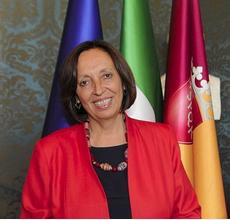 L'assessore a Roma Semplice Flavia Marzano