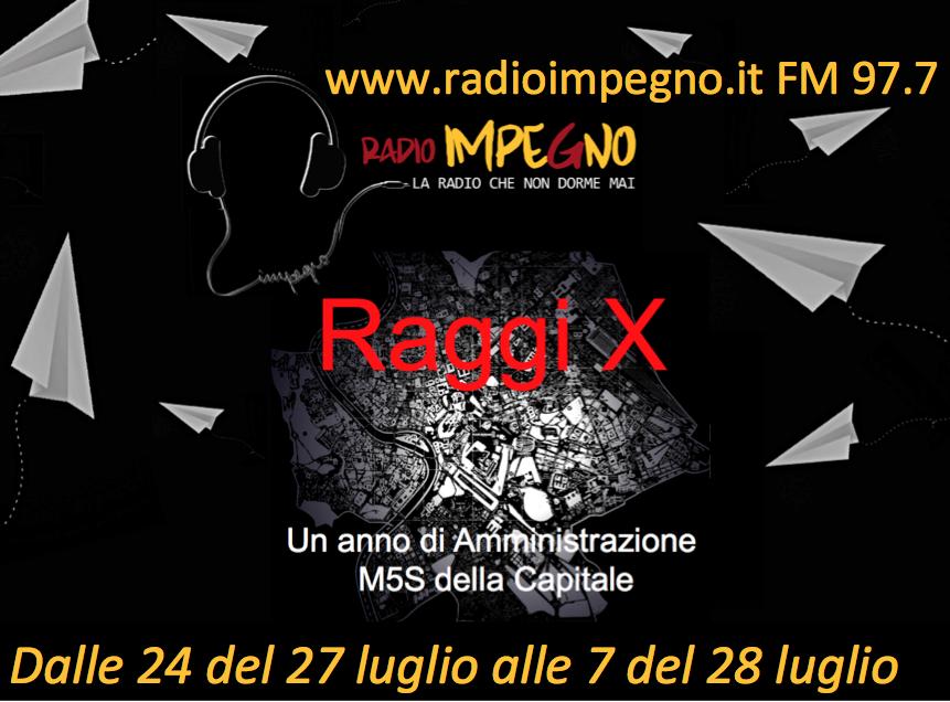 radio Impegno Raggi X