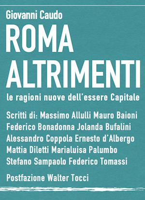 copertina Roma altrimenti Caudo