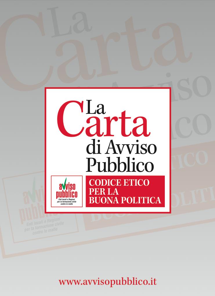 copertina carta avviso pubblico