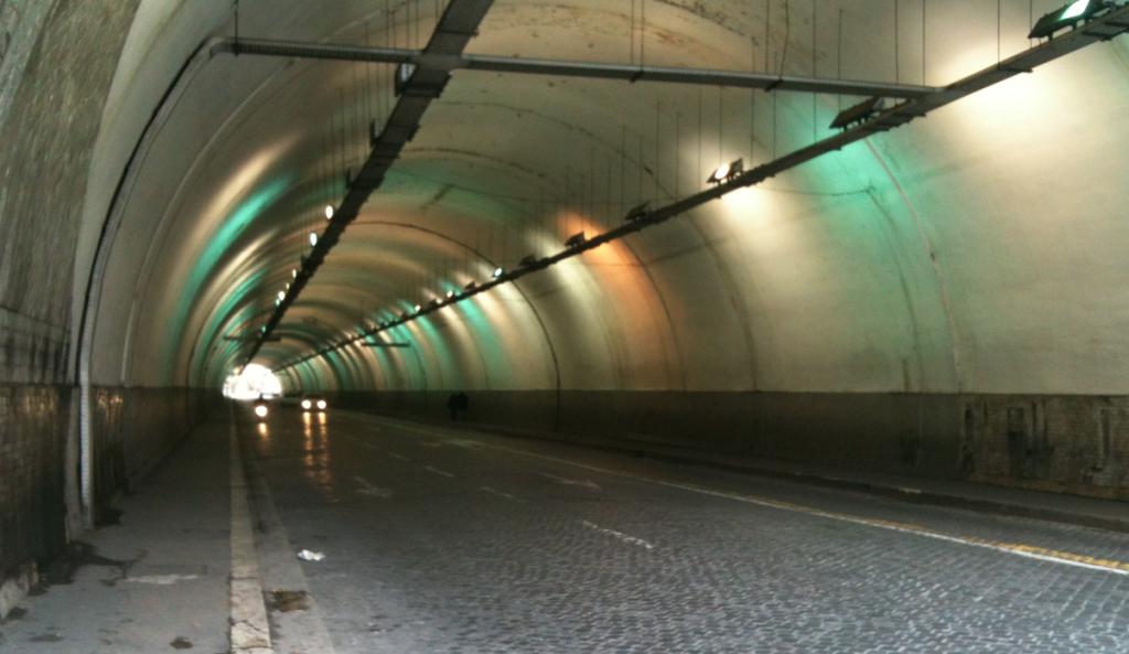 tunnel traforo PUP