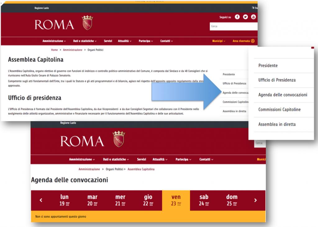 comune roma convocaz assemblea 2