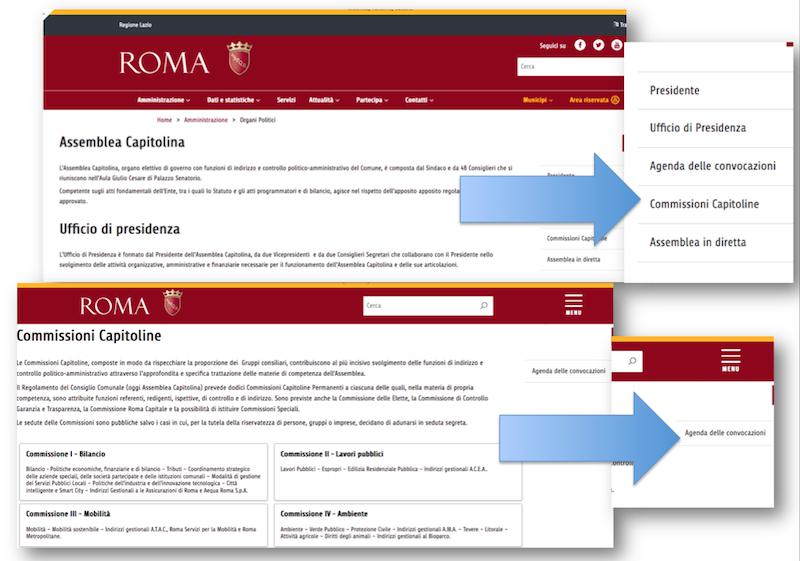 comune roma convocaz comm 1