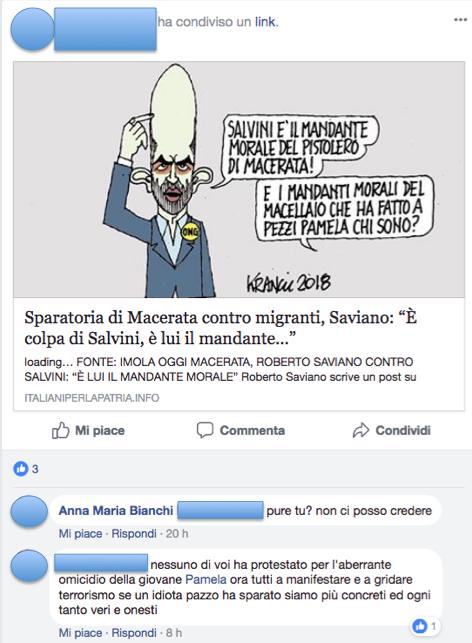 Fb saviano macerata