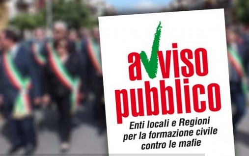 avviso pubblico logo
