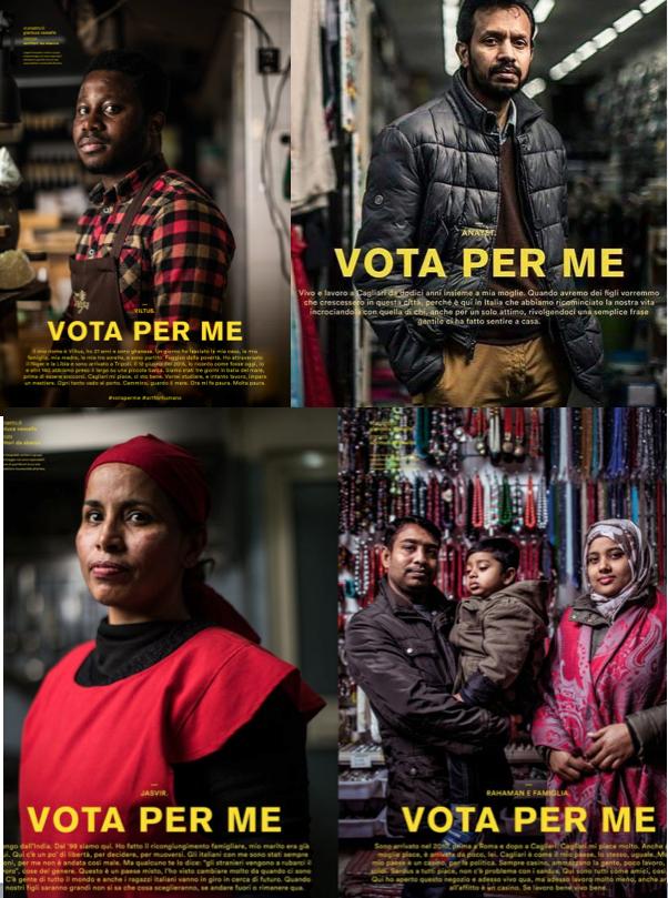 vota per me artisti