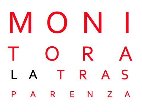 monitora la trasparenza 2