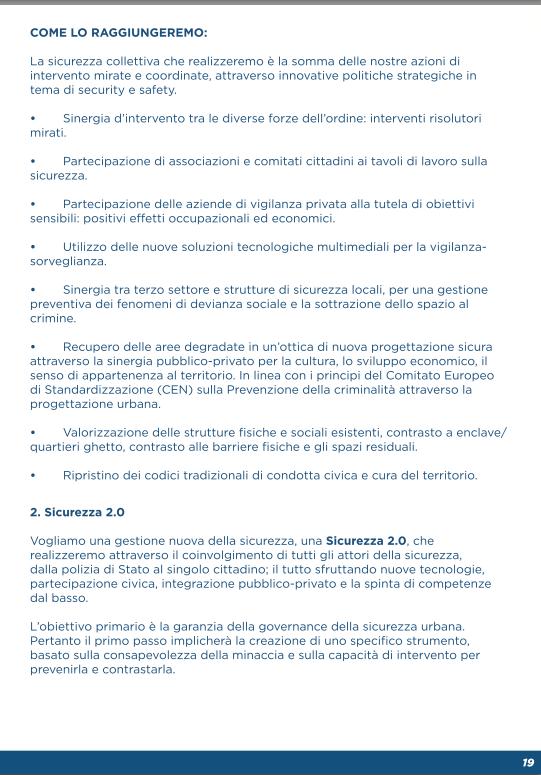 programma parisi SICUREZZA2