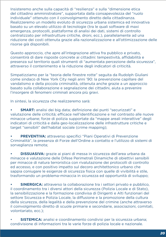programma parisi SICUREZZA3