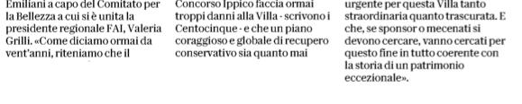 repubblica Piazza di Siena 25 marzo 2018 2