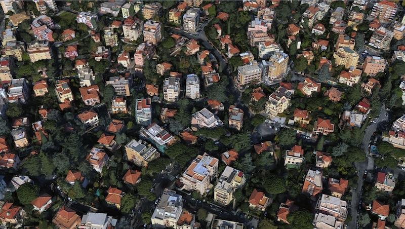 dal sito IMU Lazio I villini del Quartiere Monte Sacro a Roma