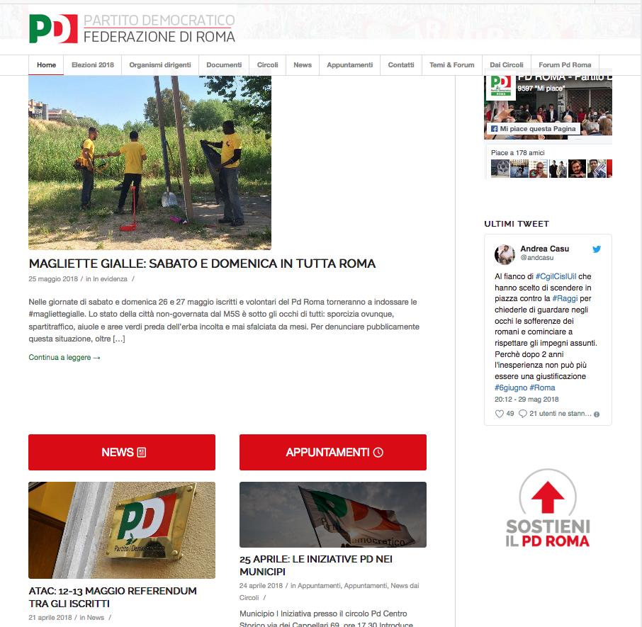 PD roma sito Schermata 2018-05-30 alle 10.43.29