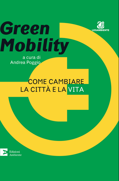 copertina green mobility legambiente