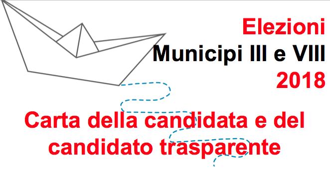 elezioni 2018 municipi