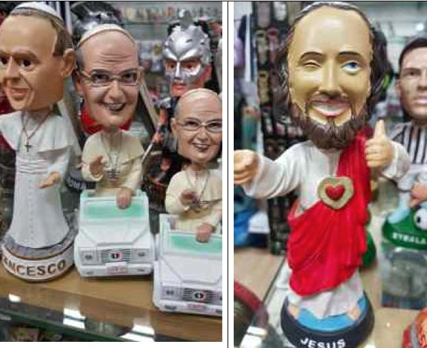 oggetti turistico religiosi
