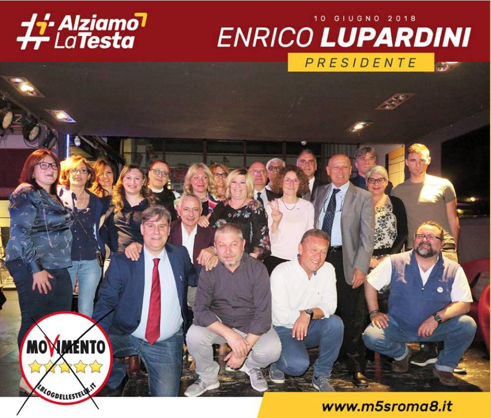 sito- pagina  Enrico Lupardini Presidente