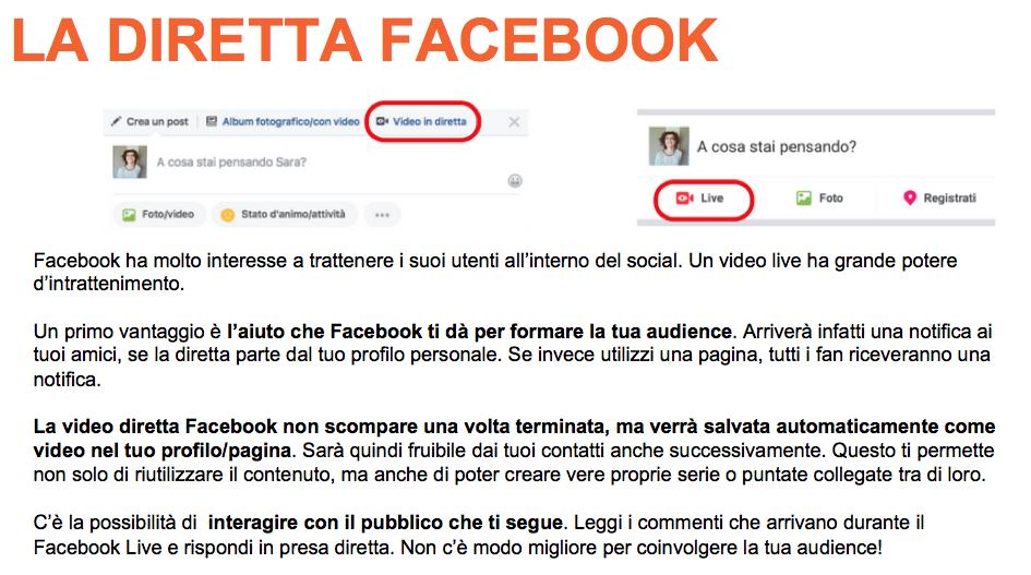 FB DIRETTA
