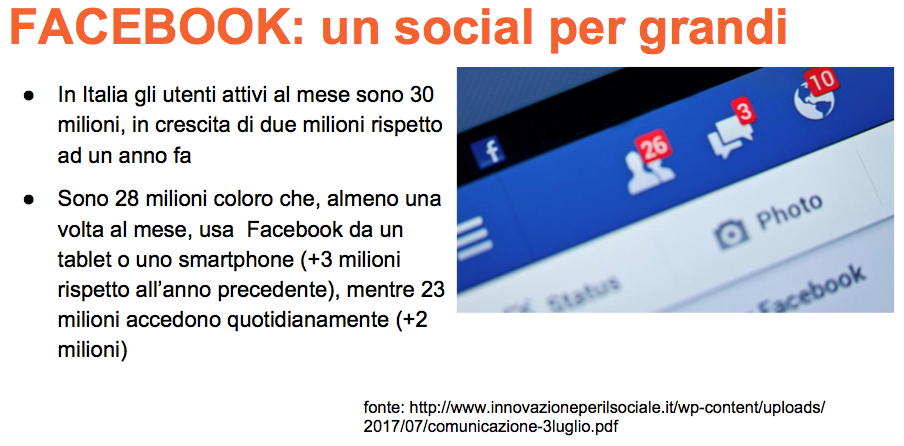 Facebook e C- il social 1