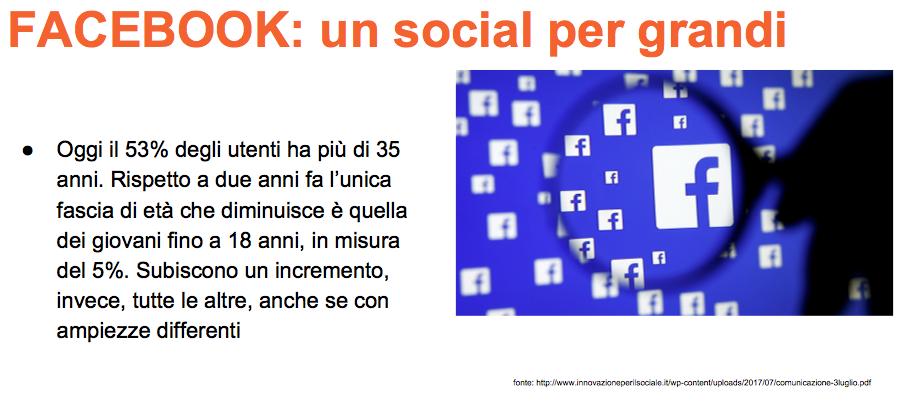 Facebook e C- il social 2