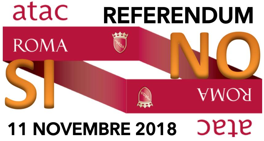 PULSANTE REFERENDUM ATAC NOV 2018