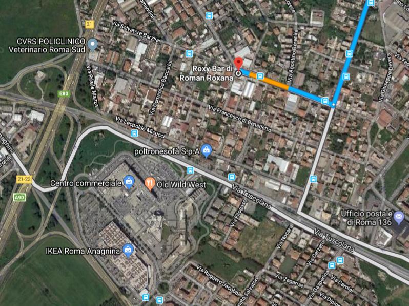 bar roxy map