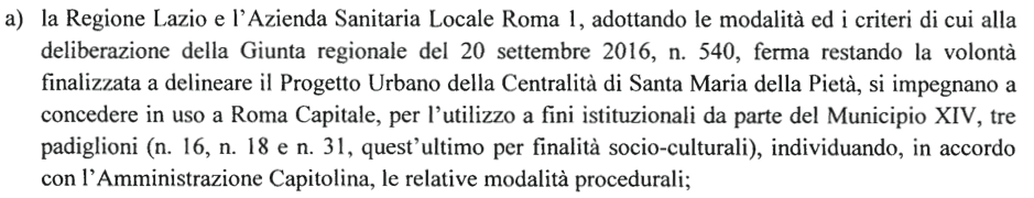 delib santa maria comune roma agosto 2018 art 2 punto a