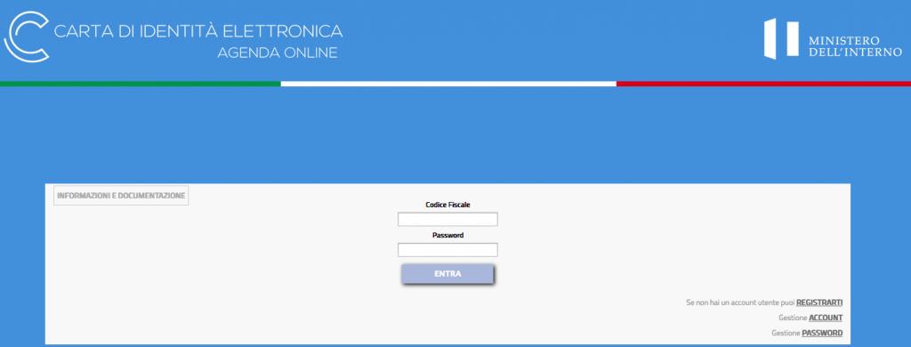 sito governo carta identita elettronica Schermata 2018-10-12 alle 17.55.36