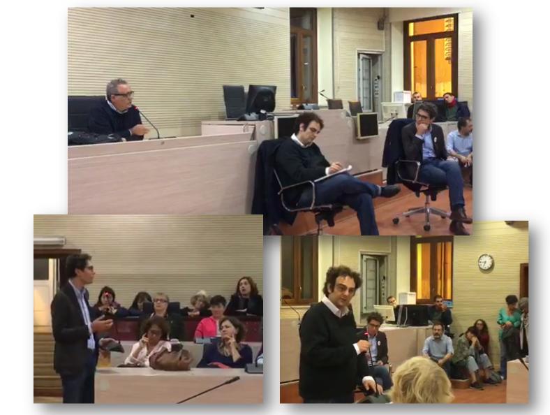 video dibattito referendum 3 municipio