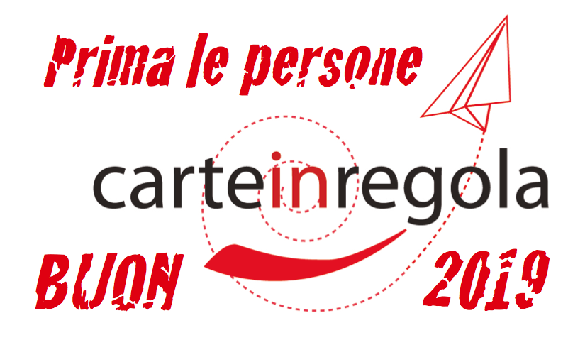 BUON 2019 CARTEINREGOLA