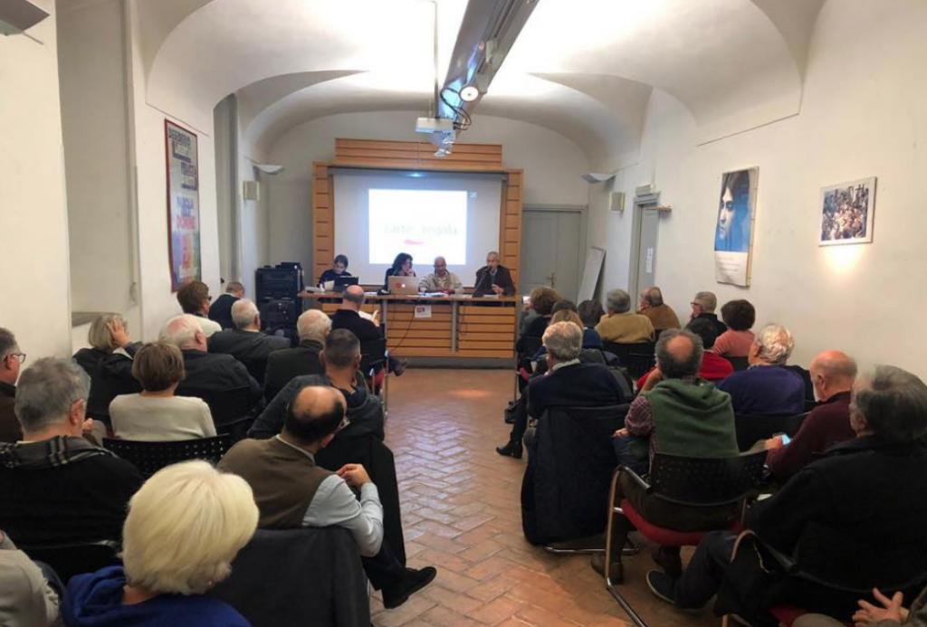 assemblea Rete di Carteinregola  4 dicembre 2018 (foto T.Spadone)