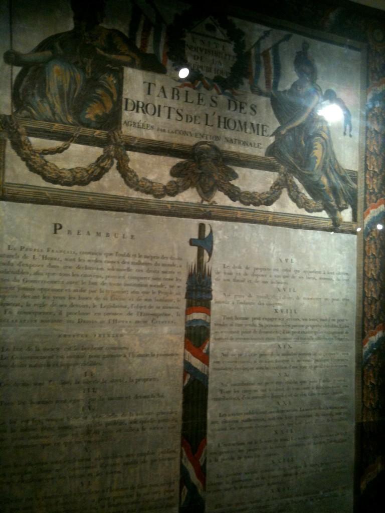 Parigi museo dichiarazione diritti uomo IMG_0277