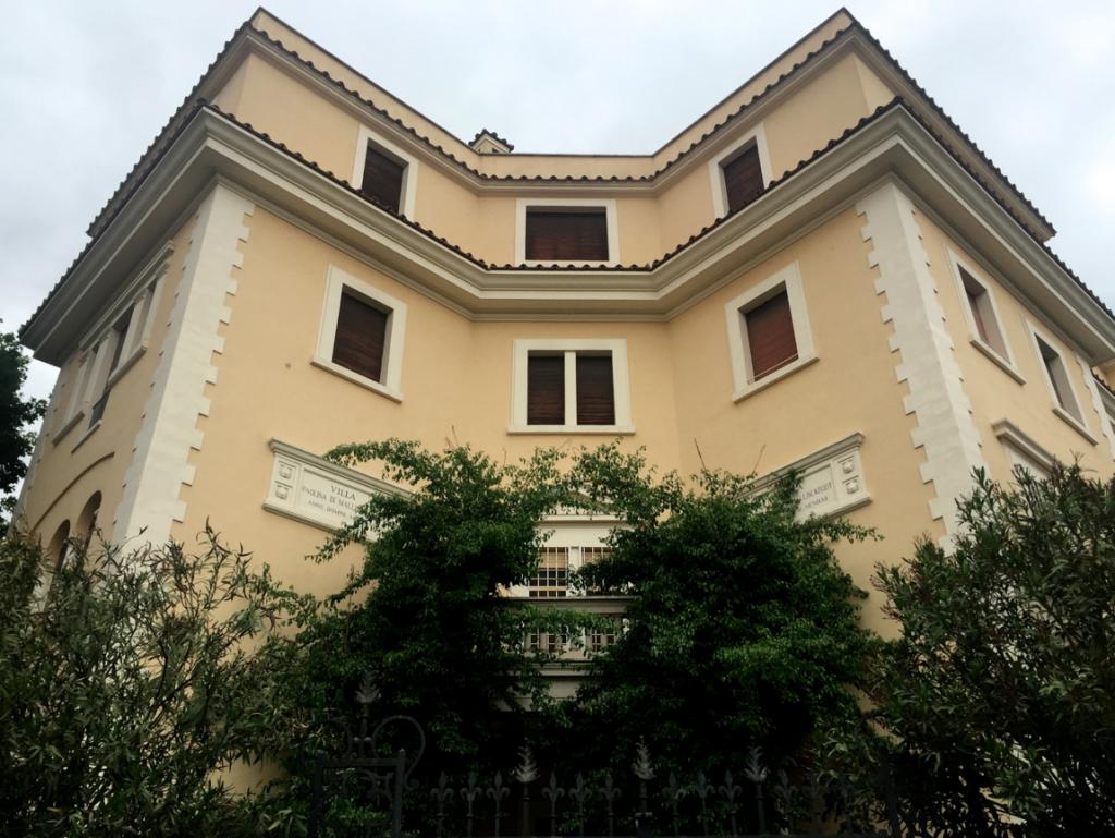 villa Paolina maggio 2018  (foto ambm)