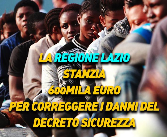 Regione Lazio stanziamento da blog capriccioli