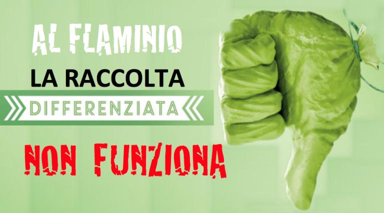 al-flaminio-differenziata-non-funziona