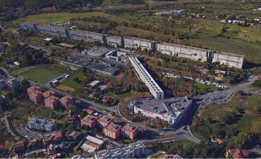 foto aerea corviale da AterRoma 1