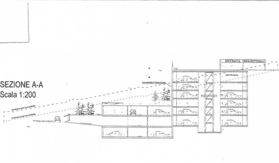 Il progetto del parcheggio a Piazza San Bernardino dal sito News-town