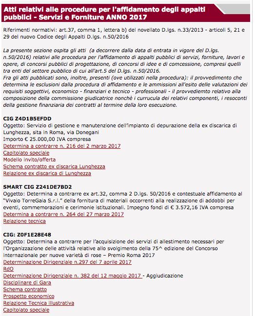 sito bandi verde Schermata 2019-01-10 alle 18.23.22