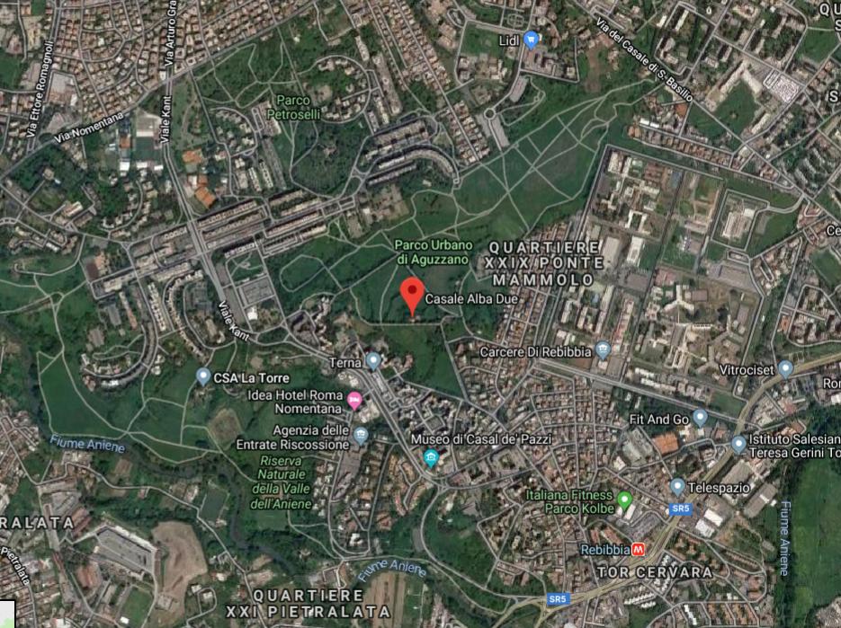 casale alba 2 map 2