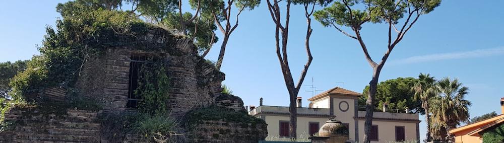 cisterna romana Gaia Domus