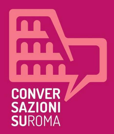 logo conversazioni su Roma