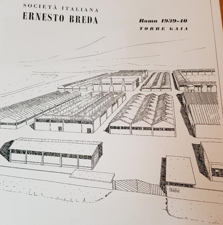pubblicazione su fabbrica Breda 1