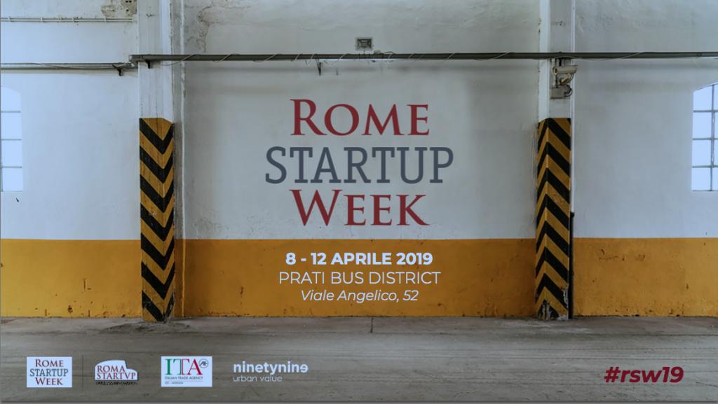 locandina roma startup
