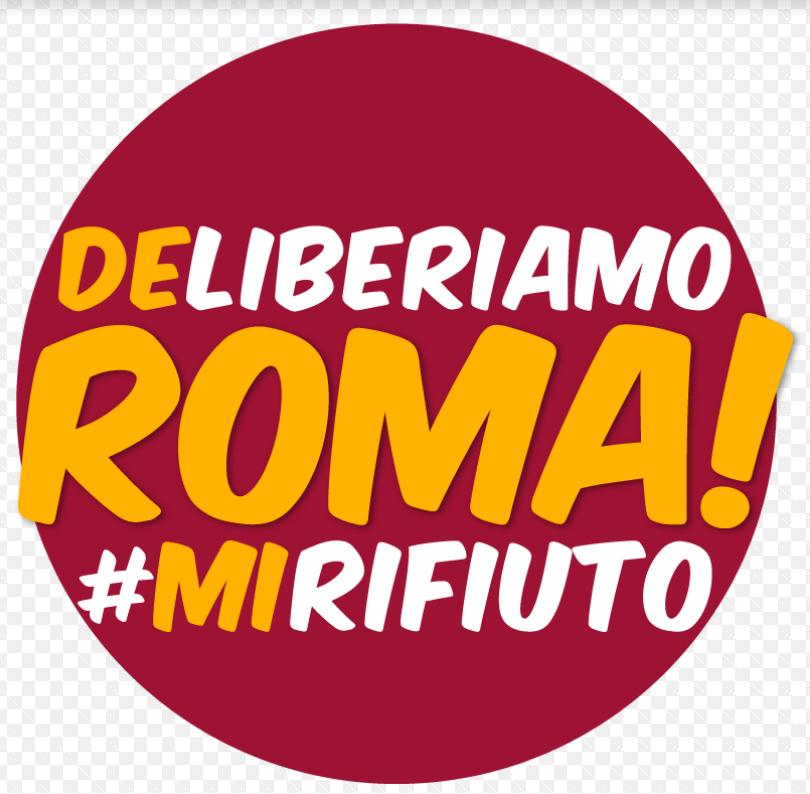 logo dleiberiamo roma!