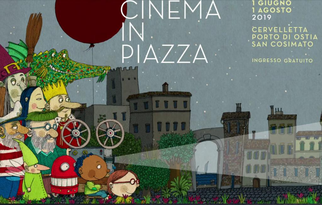 cinema in piazza cinema america