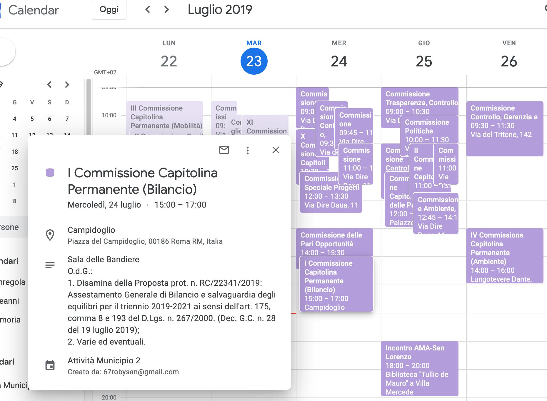 Calendario 20017.Finalmente Un Calendario Delle Commissioni Come Si Deve Ma