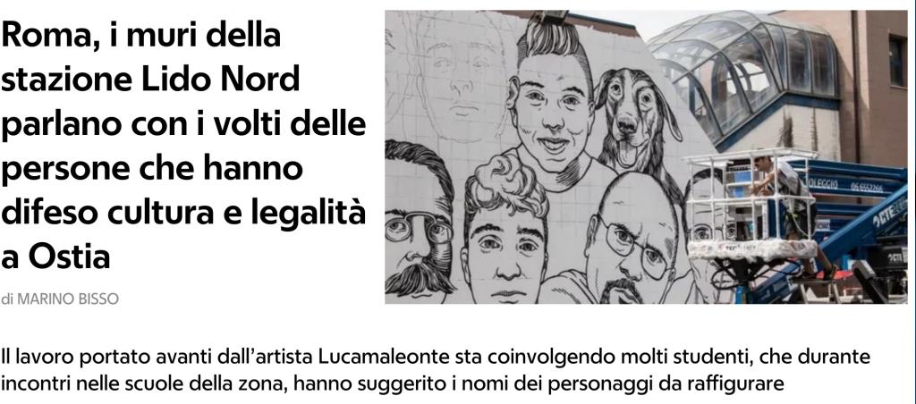 https://roma.repubblica.it/cronaca/2019/07/15/news/roma_i_muri_della_stazione_lido_nord_parlano_con_i_volti_delle_persone_che_hanno_difeso_cultura_e_legalita_a_ostia-231270975/