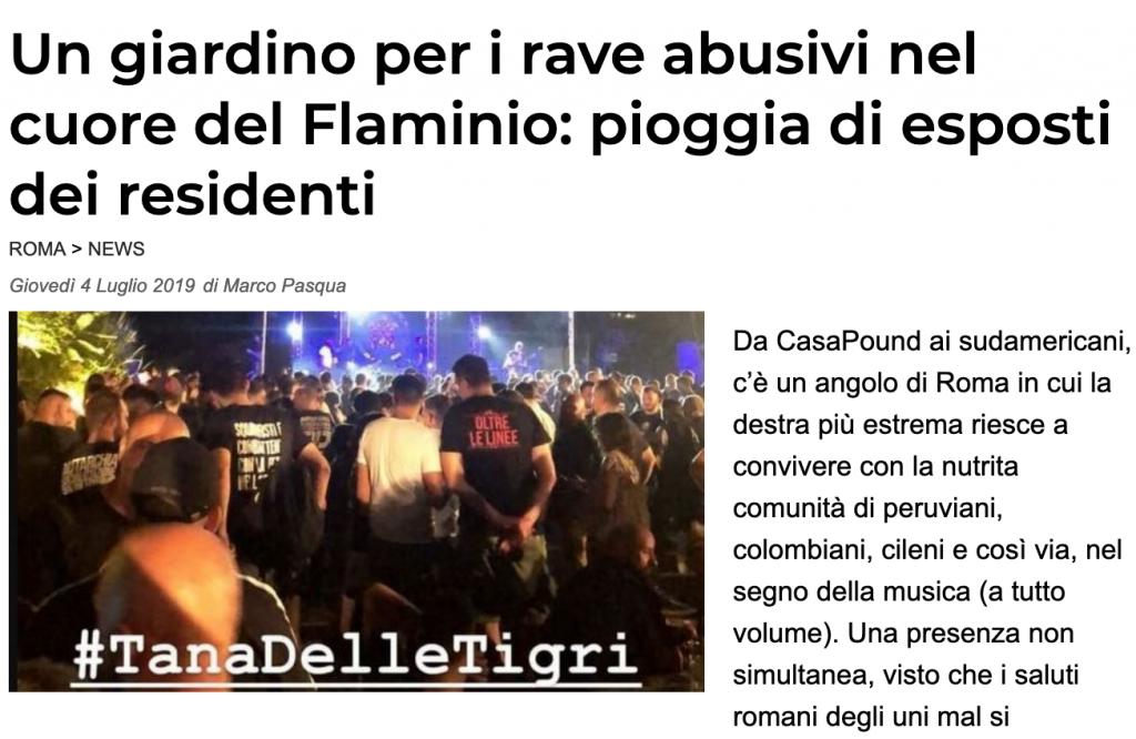 sito messaggero titolo rave flaminio Schermata 2019-07-07 alle 16.26.57
