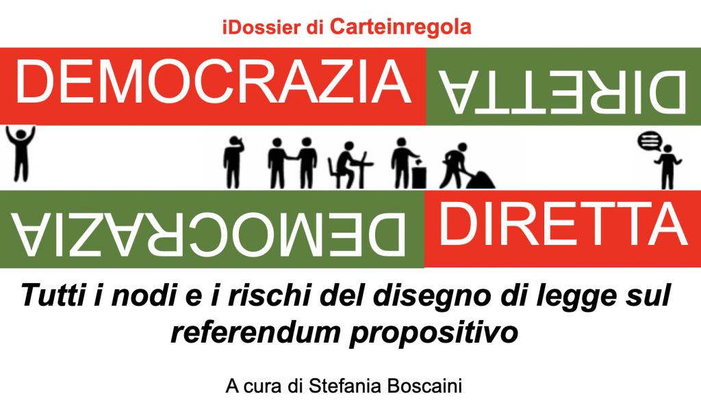 testata dossier democrazia diretta 2