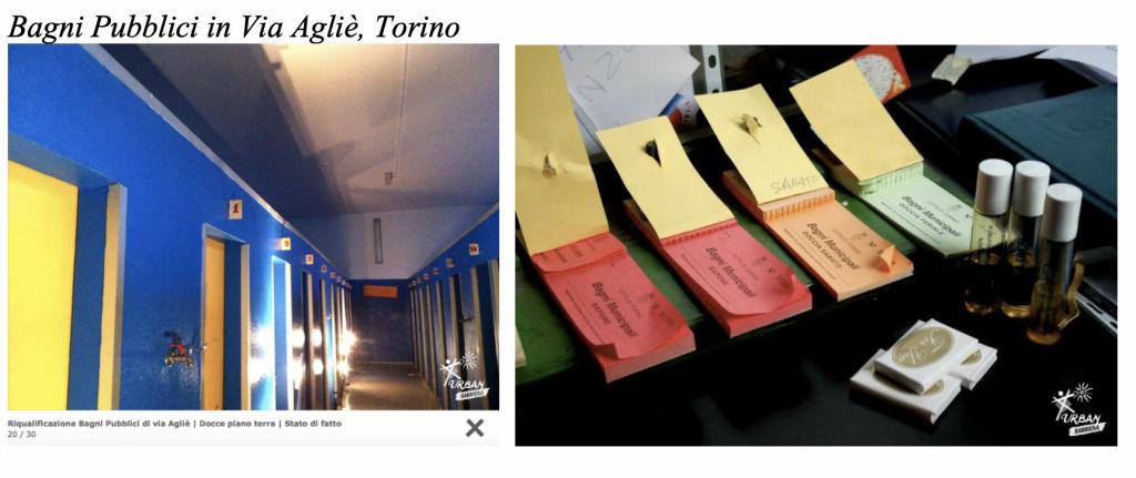 bagni pubblici via Aglie Torino 3